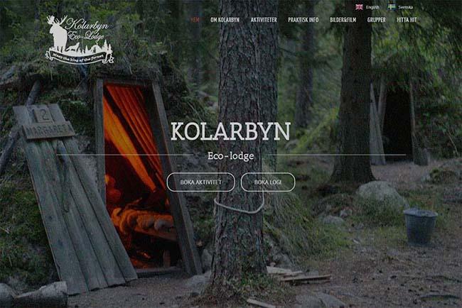 Webbyrå Västerås Webbproduktion Kolarbyn